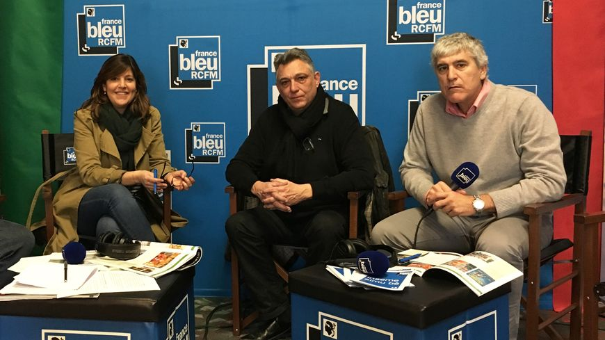 Marie Bronzini, Arnaud Kerneguez et Jean-Claude Mirabella