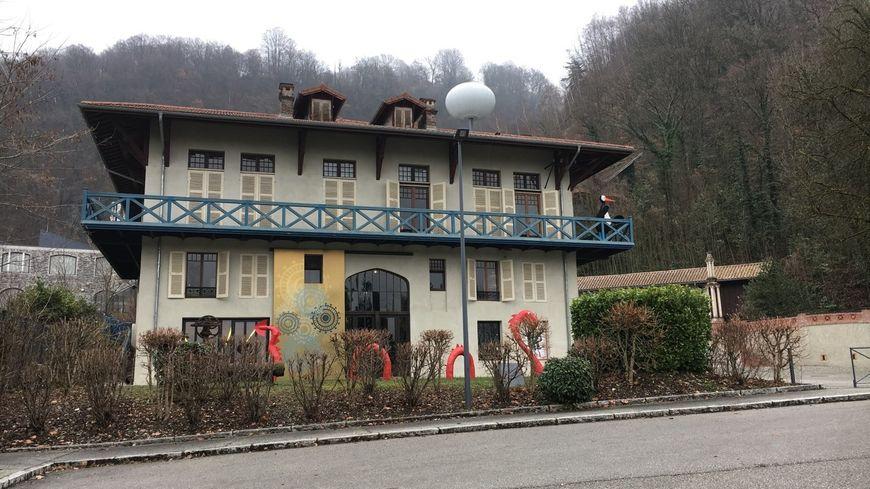 La Maison Bergès, musée de la houille blanche, fut la demeure de la famille Bergès à quelques pas des usines