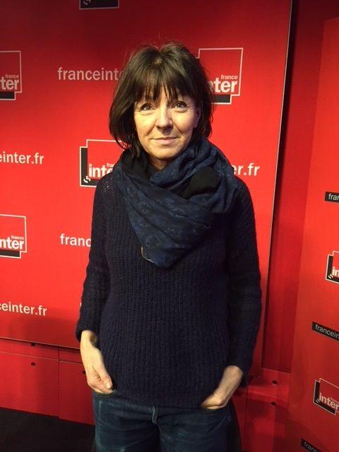 Pascale Robert-Diard, journaliste etchroniqueuse judiciaire