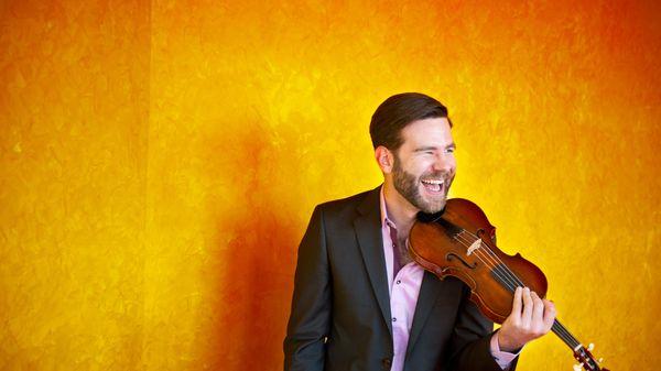 Johannes Pramsohler, violoniste, invité de Clément Rochefort