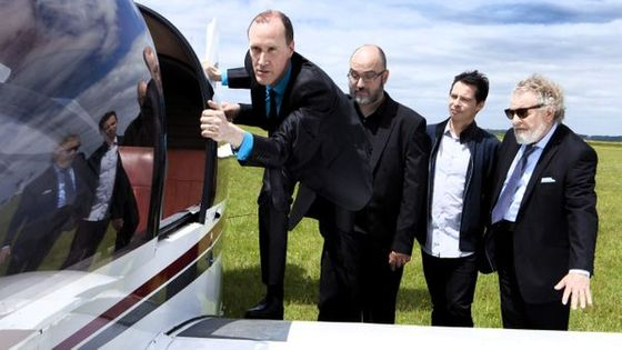 David Linx, Pierre-Alain Goualch, Diego Imbert, André Ceccarelli