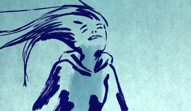 """Capture écran de la bande annonce de """"La Jeune fille sans mains"""" de Sébastien Laudenbach"""