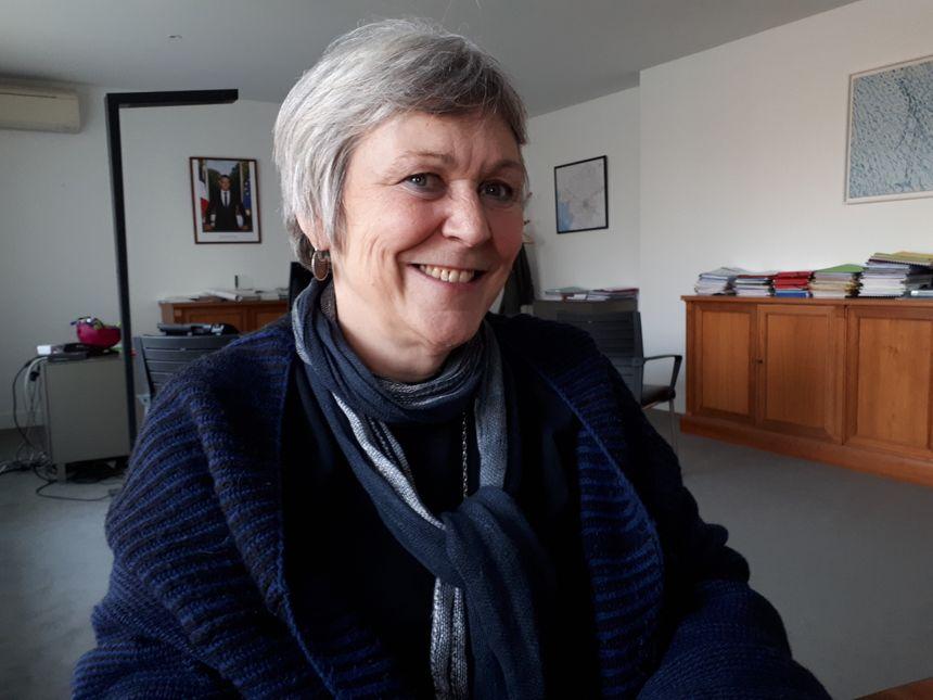 Véronique Py, directrice des finances publiques en Loire-Atlantique.