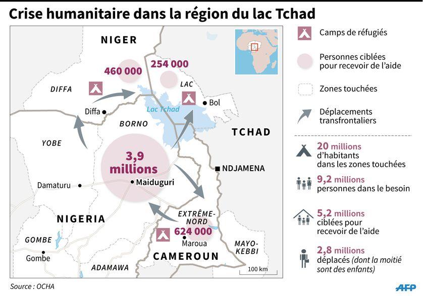 Carte Afrique Lac Tchad.Secheresse En Afrique De L Ouest Peut On Sauver Le Lac