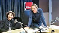 """Avec Anna Karina, actrice-réalisatrice du film """"Vivre Ensemble"""" Sortie Nationale en salles le 14 Février 2018"""