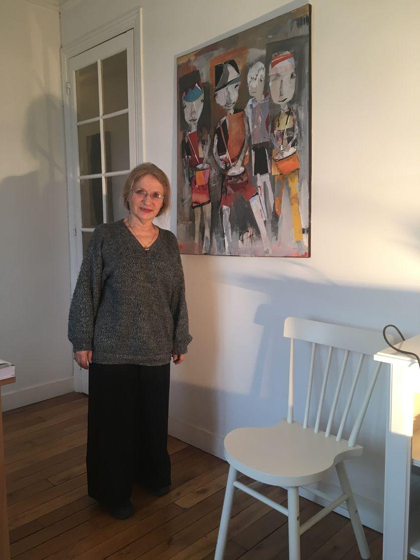 Marie-Jeanne Guedj, psychiatre
