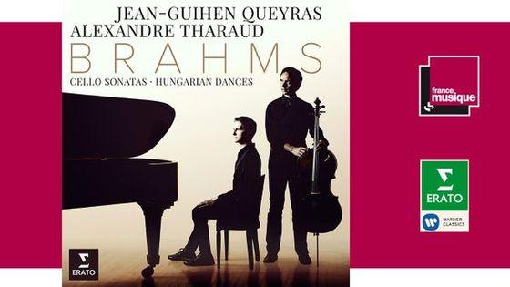 """Un disque Erato, """"choix de France Musique"""" sorti le 19 janvier dans les bacs"""