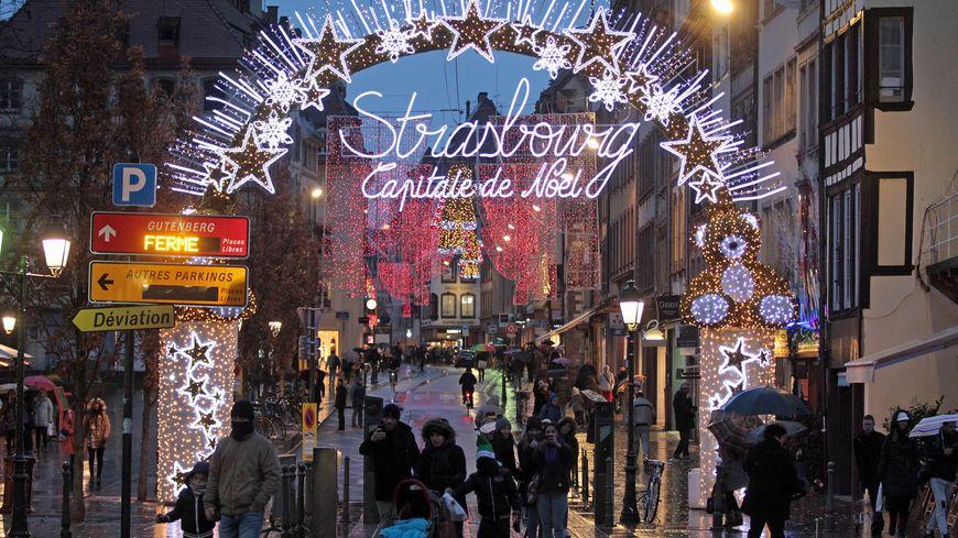 marché noel strasbourg 2018 attentat Le marché de Noël de Strasbourg retrouve son niveau de  marché noel strasbourg 2018 attentat
