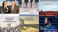 Actualité du disque : Telemann, Haendel, Mendelssohn...