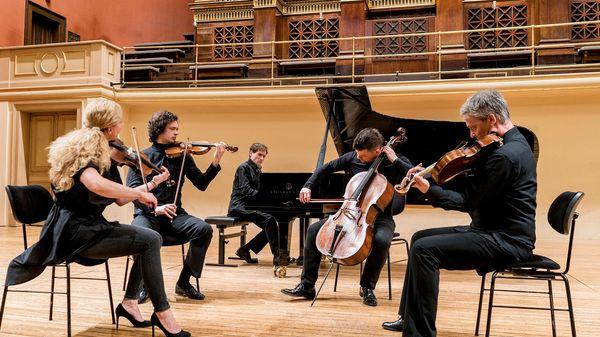 Le programme musical de Denisa Kerschova : Boccherini, Schumann, Verdi