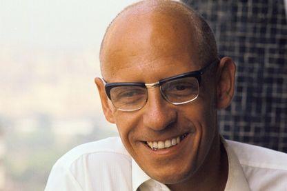 Michel Foucault en septembre 1967
