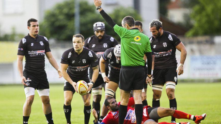 L'US Bergerac remporte le derby du Périgord en Fédérale 1 de rugby contre Trélissac !