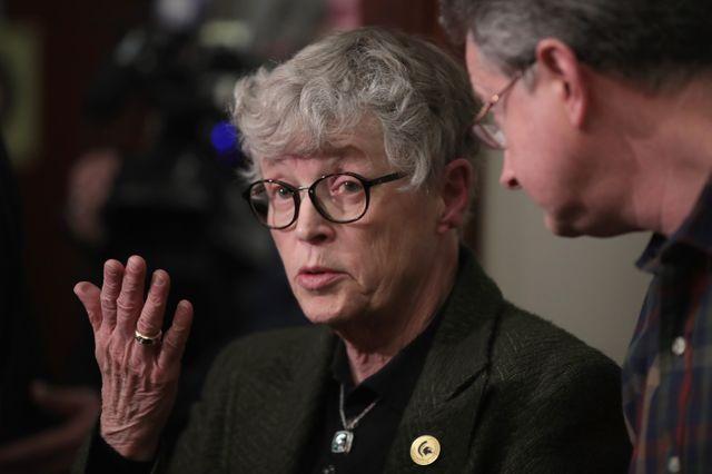 La présidente de l'université publique du Michigan a démissionné en janvier 2018