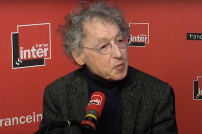 """Pierre Birnbaum, sociologue et historien, auteur de """"Où va l'Etat ? Essai sur les nouvelles élites du pouvoir"""" (Seuil), réagit."""