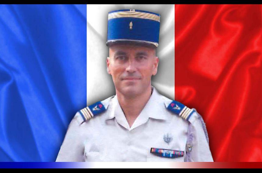 Le lieutenant-colonel Stéphane Chaon