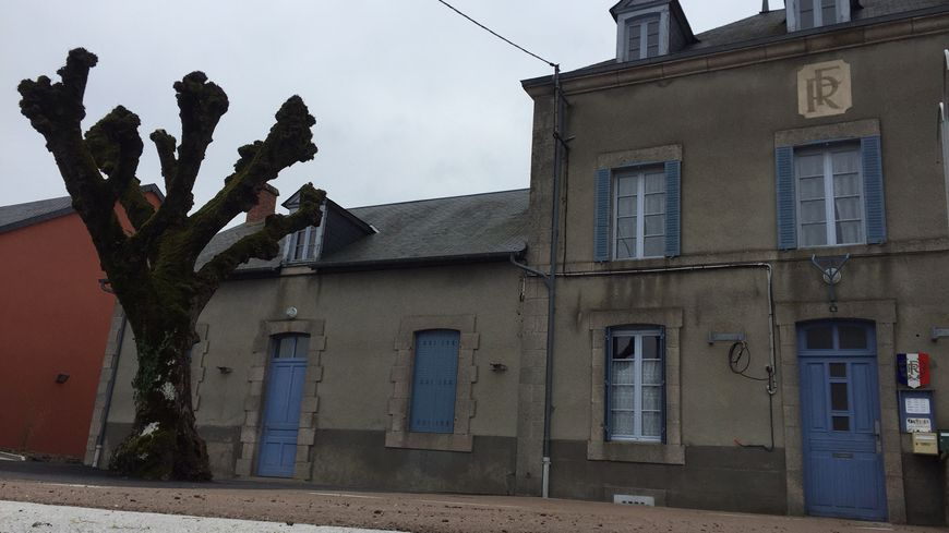 L'école de Boussac-Bourg, qui compte une seule classe aujourd'hui, pourrait fermer bientôt.