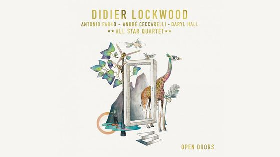 CD Open Doors de Didier Lockwood