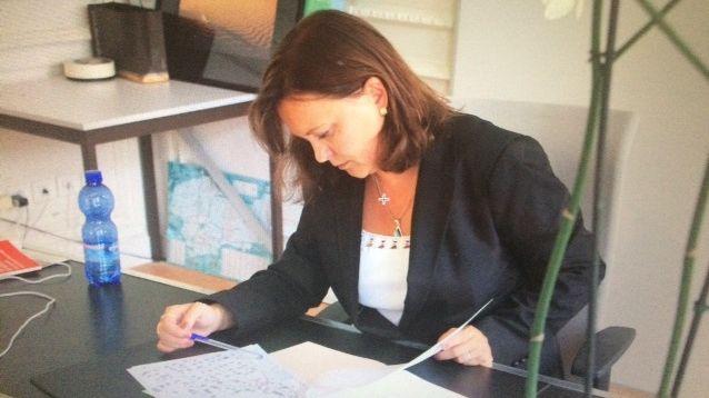 La maire de Blanquefort Véronique Ferreira participera à la réunion à Bercy vendredi.