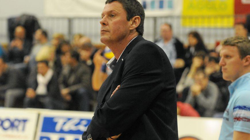 Patrick Duflos a entraîné le club de Sète pendant 12 ans