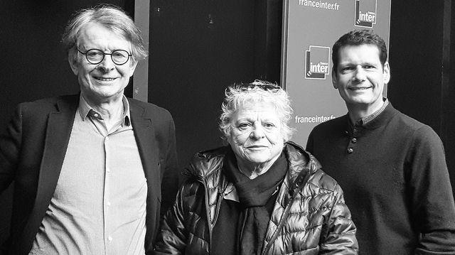 Claude Eric Poirpux, Josée Dayan et Vincent Josse
