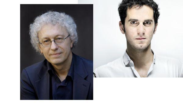 Bernard Foccroulle et Vincent Huguet invités de Musique Matin
