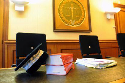 Photo d'illustration. Tribunal de Quimper le 16 décembre 2010. Correctionnel. Assises procès.