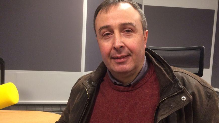 Jean-Marc Escure, Directeur de Limousin Promotion, va superviser la vente aux enchères Label Rouge Blason Prestige
