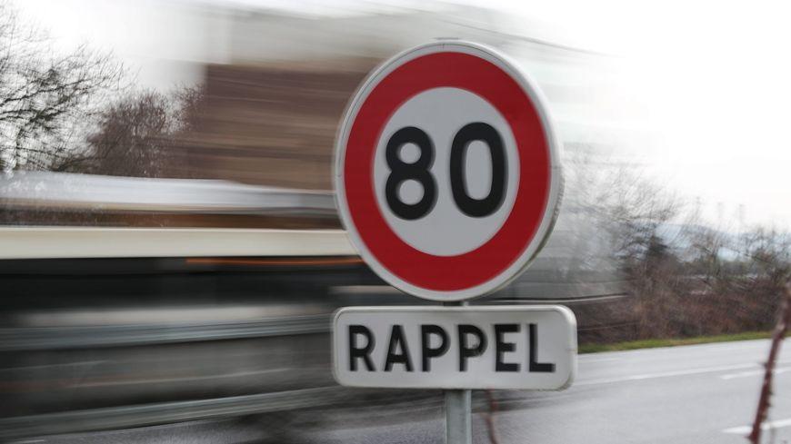 Les élus demandent au président de la République de renoncer à la déduction de la vitesse autorisée à 80Km/g.