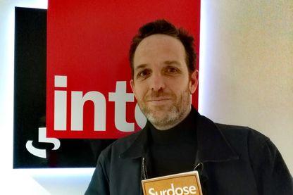 Alexandre Kauffmann, auteur de «Surdose».