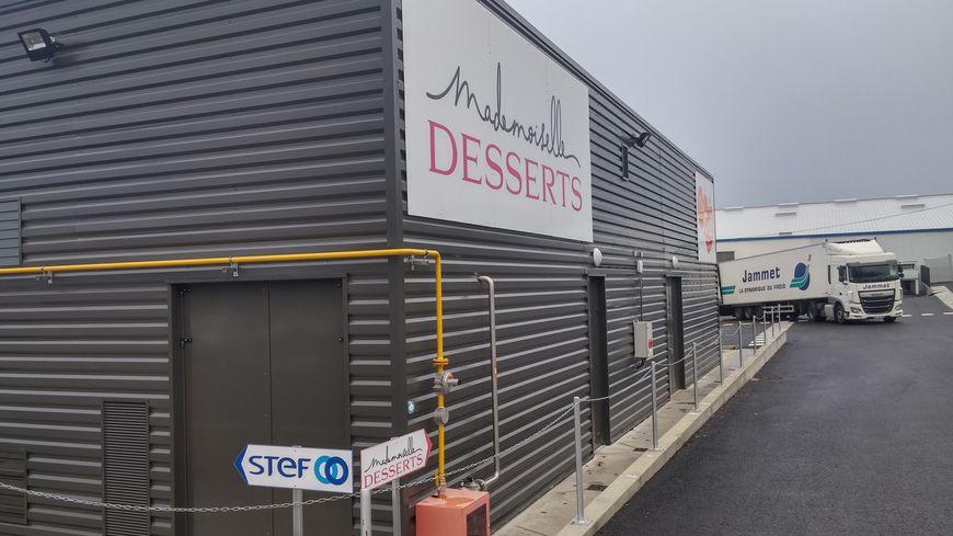 Mademoiselle Desserts à Thenon