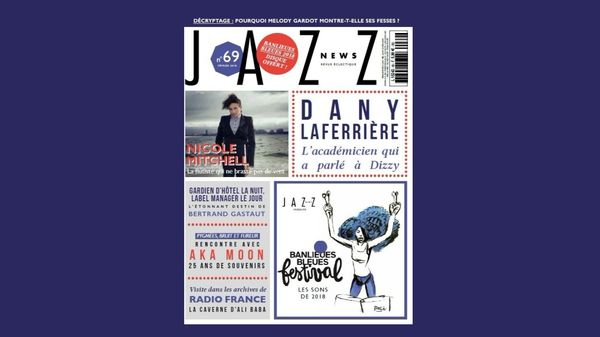 Jazz Culture : Jazz News n°69 de février 2018