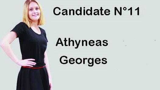 Anthyneas, candidate Douarneniste à Miss jeunesse Finistère