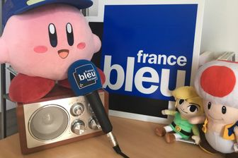 Kirby, Link et Toad valident Hérault Gaming.