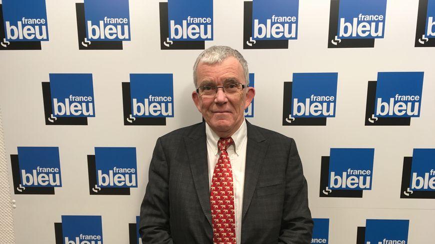 Hervé Niel, directeur départemental de la sécurité publique en Moselle