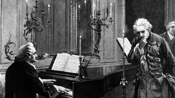Variations Goldberg, de Bach (au clavecin)