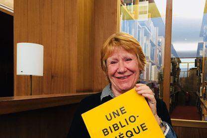 Irène Attinger Responsable de la bibliothèque et de la librairie de la MEP (Maison Européenne de la Photographie)