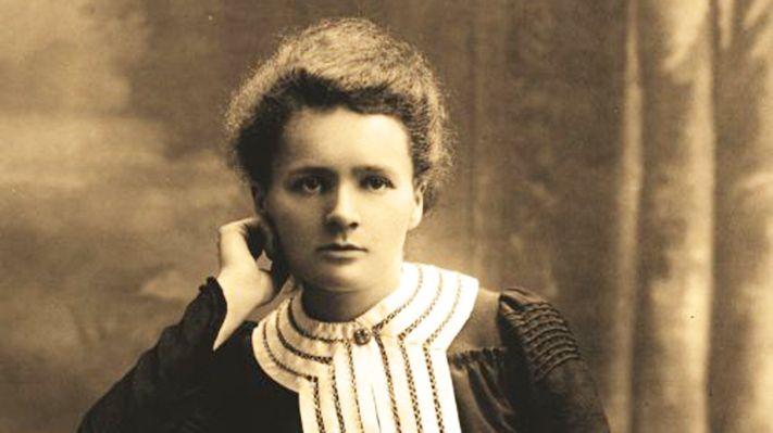 Maria Skłodowska-Curie(vers 1903)