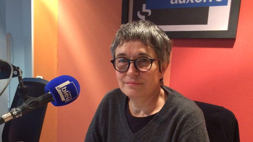 Mireille Hannon, réalisatrice de documentaires née à Clamecy