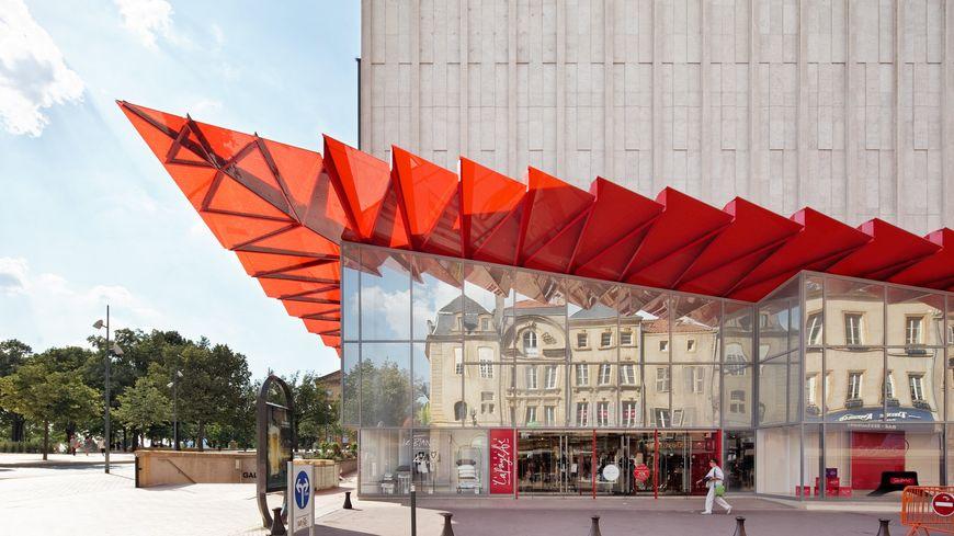 Les Galeries Lafayette de Metz