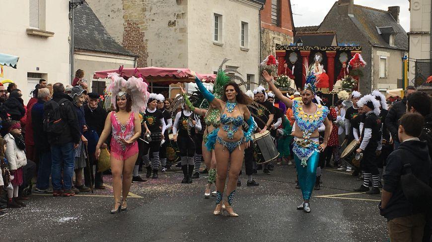 Le carnaval a attiré plus de 4000 visiteurs.