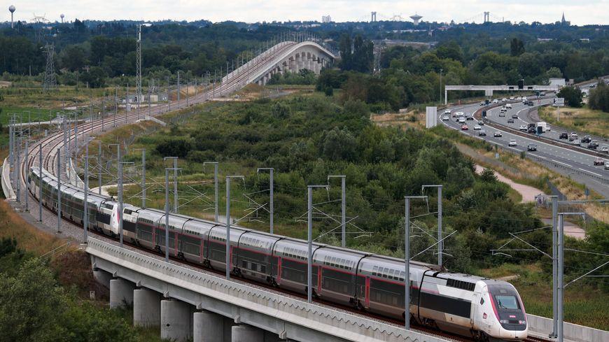 L'arrivée des nouvelles rames TGV en juillet dernier a mis Bordeaux à deux heures de Paris