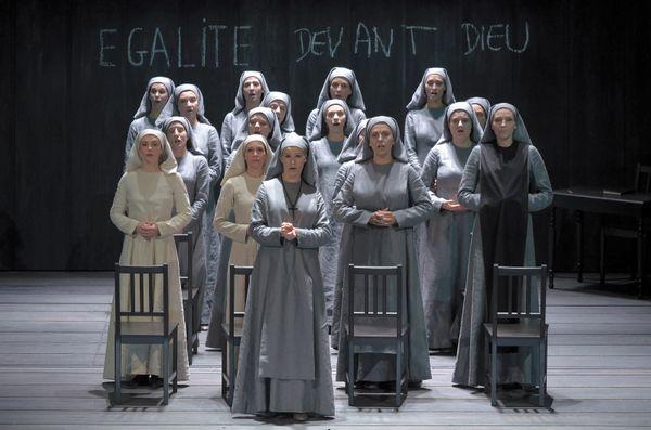 """""""Dialogues des Carmélites"""" de Francis Poulenc (Acte II)"""