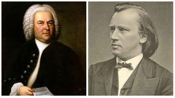 Propos sur Bach de Johannes Brahms (1877)