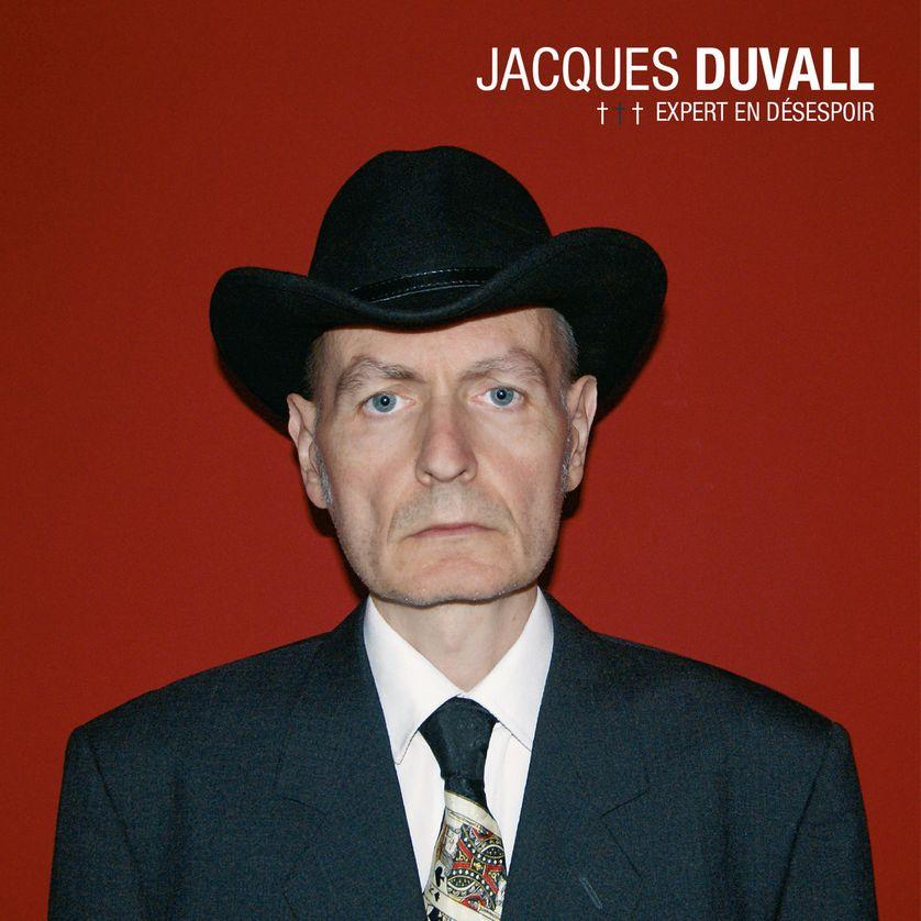 """""""Expert en désespoir"""", un album de Jacques Duvall - 2011"""