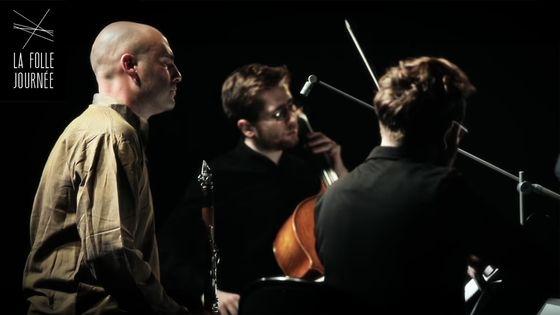 Yom & Quatuor IXI (détail) en concert