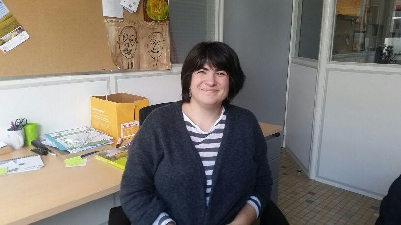 Elisa Marraccini, enseignante chercheuse à UnilaSalle Beauvais