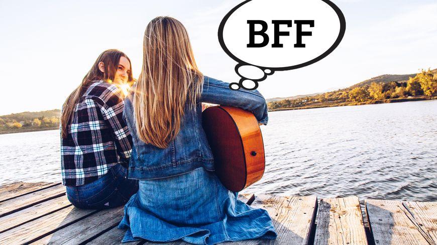 """Explication du mot """"BFF"""" dans le Dico des Ados"""
