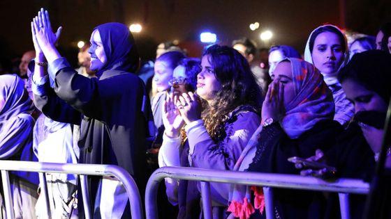 L'Arabie saoudite a organisé son premier festival de jazz