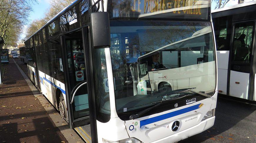 Agression dans un bus Kéolis à Mitry-Mory (image d'illustration)