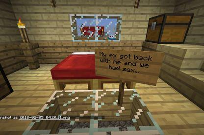 Des joueurs explorent les créations d'autres joueurs sur Minecraft à la recherche de leurs secrets